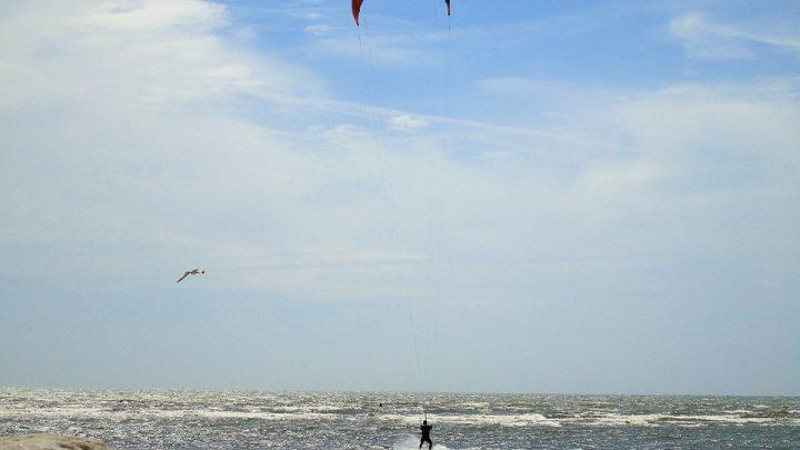 kitesurf à QUiberon